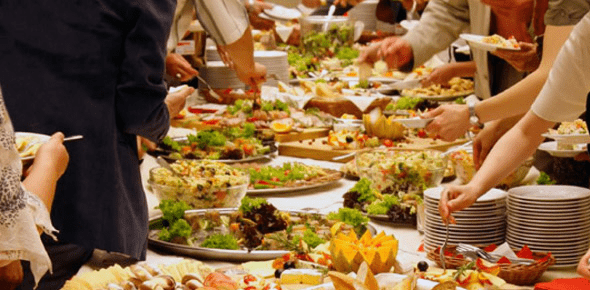 Parties & buffets planning - Newcom Morocco
